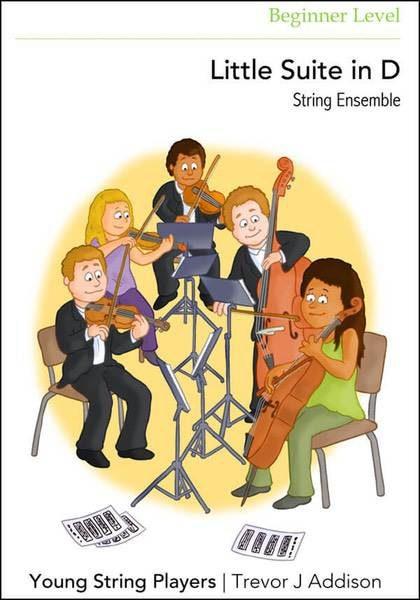 Beginner String Ensemble Music
